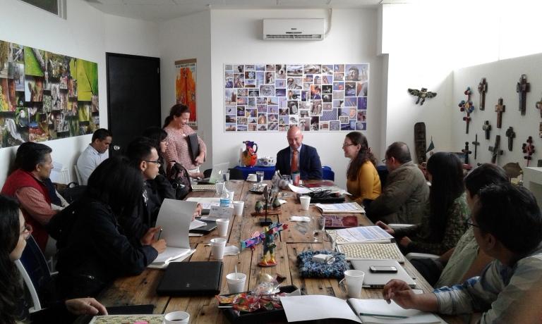 Taller-Periodismo Gestión Ambiental Urbana